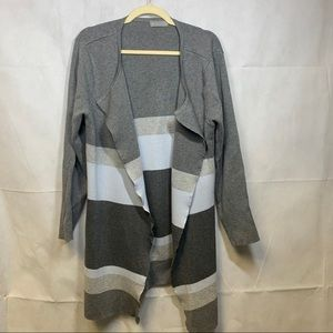 Evolution by Cyrus Open Cardigan, Size XL